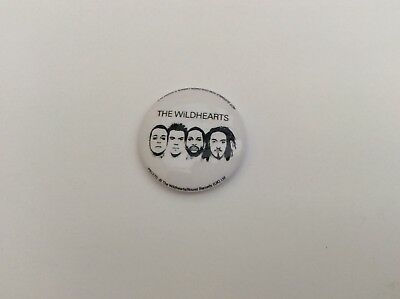 The Wildhearts   25mm Button Badge  • 2.29£