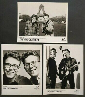 The Proclaimers Promo Photos 1993/94 • 18£