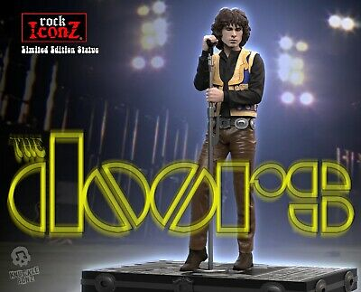 Jim Morrison (The Doors) Rock Iconz™ Statue Direct From KnuckleBonz • 117.28£