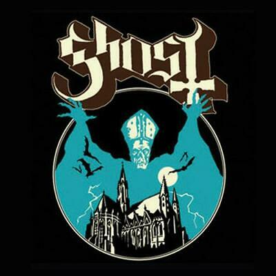 GHOST - OPUS EPONYMOUS CORK DRINKS / BAR COASTER. Brand New. • 2.50£