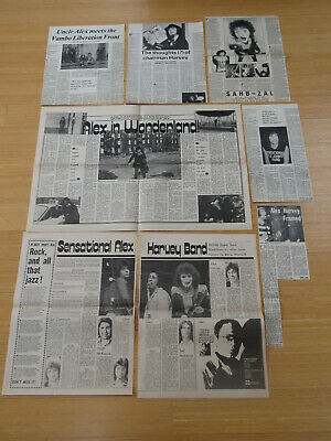 Sensational Alex Harvey Band - Cuttings Collection From The 1970s • 40£
