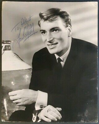 Frank Ifield Signed Photo With COA • 10£