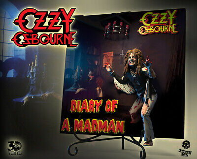 Ozzy Osbourne (Diary Of A Madman) 3D Vinyl™ Direct From Knucklebonz • 195.99£
