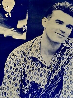 MORRISSEY /. THE SMITHS LARGE 40'' X 60'' ORIGINAL POSTER • 70£