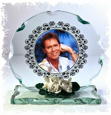 Cliff Richard Photo Plaque Perfect Present To Treasure For Any Occasion • 27£