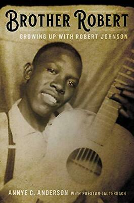 ROBERT JOHNSON New 2020 GROWING UP WITH... HARDCOVER BOOK  • 21.45£