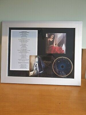 Evanescence - Open Door (2006) Limited Edition 9/100 Framed • 20£