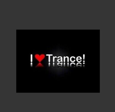 Trance Music HD Mp3's For Dj's Over 6.5 Gig All The Old And New Classics. • 5£