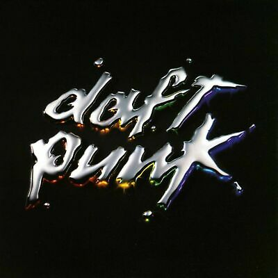 Daft Punk - Discovery  [Double Gatefold LP Vinyl] Sealed • 20.99£