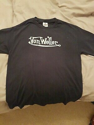 Paul Weller Von Weller Official T-shirt Size L • 49£
