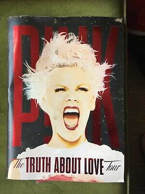 Pink Truh About Love 2013 Tour  Programme • 2.70£
