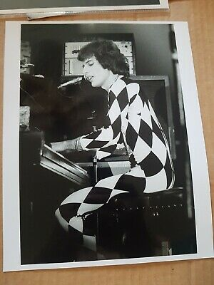 7x Freddie Mercury Queen 10 X 8 Photo Music Promo • 20£