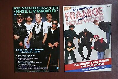 Frankie Goes To Hollywood Poster Magazines • 6£