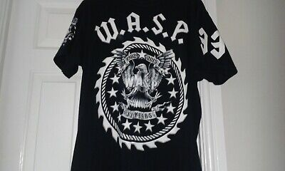 Wasp Tour T Shirt Size L See Photos • 9.99£