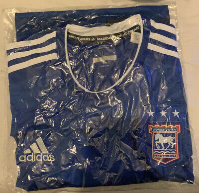 Ipswich Town Ed Sheeran Divide Limited Edition *SOLD OUT* Adidas Shirt Large • 130£