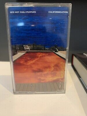 Red Hot Chili Peppers – Californication Cassette Rare Collectible Tested • 23.44£