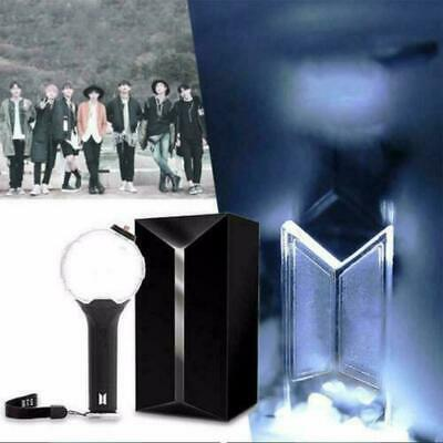 UK NEW BTS OFFICIAL LIGHT STICK [ARMY BOMB] VER.3+PHOTOS+Mobile Phone Control • 28.99£