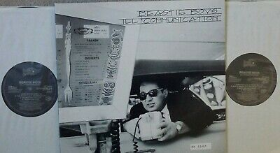 NUMBERED EX++ BEASTIE BOYS~ILL COMMUNICATION~A2/B1/A1/B1~94 GRAND ROYAL UK LPs  • 25£