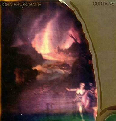 John Frusciante - Curtains  (black,2019 Reissue LP Vinyl)  Sealed • 23.99£