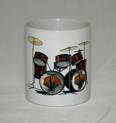 Guitar Mug. The Who • 14.99£