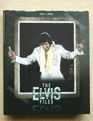 The Elvis Files 1971 - 1973 Book.  • 60£