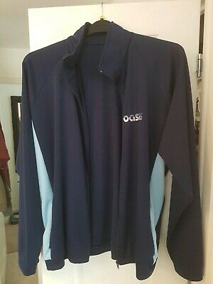 Oasis Tracksuit Top 2002 Never Worn Size XL Liam Noel Gallagher • 189£