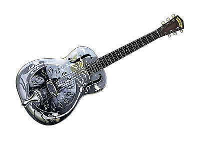 Mark Knopfler's National Style 0 Resonator Guitar POSTER PRINT A1 Size • 34.90£