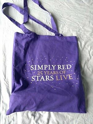 Simply Red -very Rare - 25 Years Of Stars Live - Vip Pack. • 99.99£