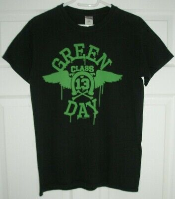 Green Day Class Of 13 Black M T-Shirt 36  Chest • 15.99£