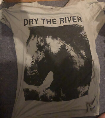 Dry The River Official Band T Shirt, VERY RARE • 7£
