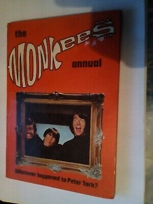 Monkees Annual • 4.99£