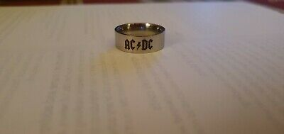 ACDC Promo Ring. Size 10 • 12£