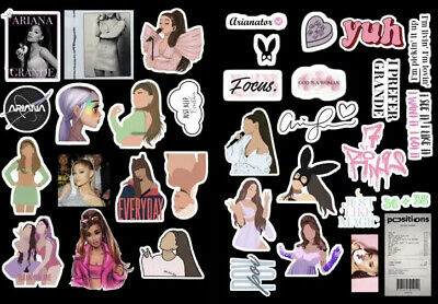 Ariana Grande Stickers Set • 4.50£