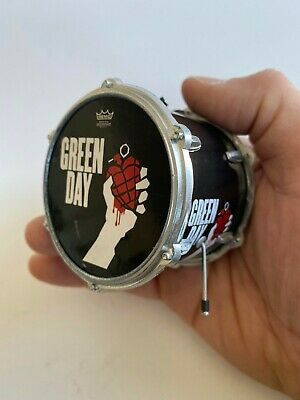 GREEN DAY Drum Ornament 2.5  Hanging Ornament • 9.62£