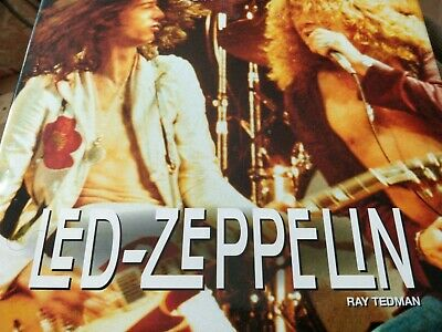 Book--led Zeppelin - Rex Collections Led Zeppelin ~excellent • 5.99£