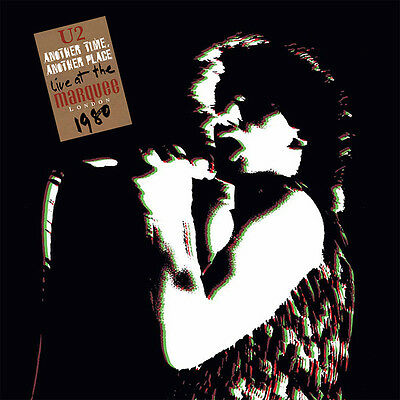 U2 Another Time Another Place - Live At Marquee London LP Sealed New 1980,U2.COM • 69.99£