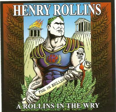 Henry Rollins - A Rollins In The Wry (CD 2001) • 3.99£