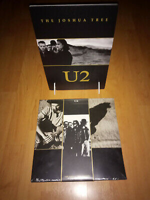 U2 ‎– The Joshua Tree Singles: Remastered & Live & JT Display • 19.99£