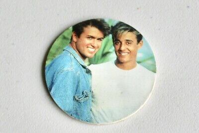 Wham Star Badge Approx 4.5 Cms Peelable • 2.99£
