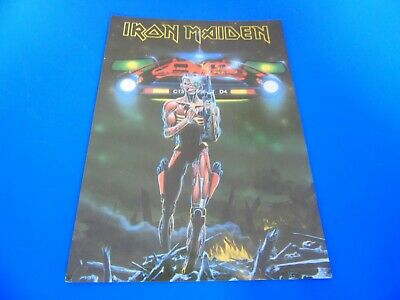 Iron Maiden Post Card (Style One) • 1.85£