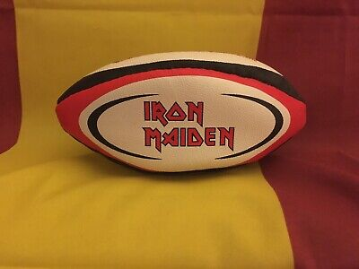 Official Iron Maiden Trooper Beer Mini Rugby Ball • 8.05£