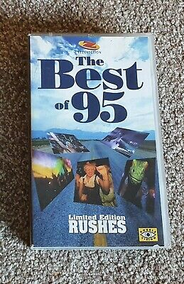 Rezerection  Best Of 95  The Rushes, Rave Video Tape • 0.99£