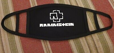 Rammstein Face Mask. Washable. • 8£
