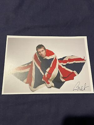Liam Gallagher Postcard Print Signed By Photographer 8.5 Inch X 6inch • 8.99£