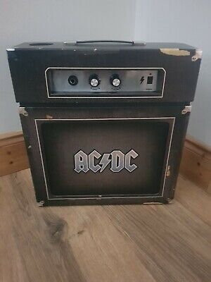 AC/DC BOX SET COLLECTORS EDITION Back Tracks Working Amplifier • 276.99£