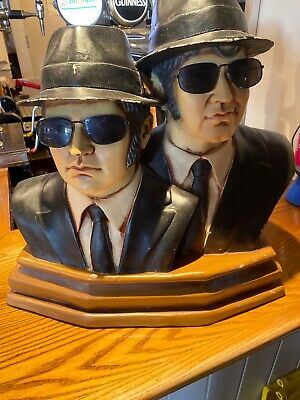 Blues Brothers Statue Jake And Elwood • 50£