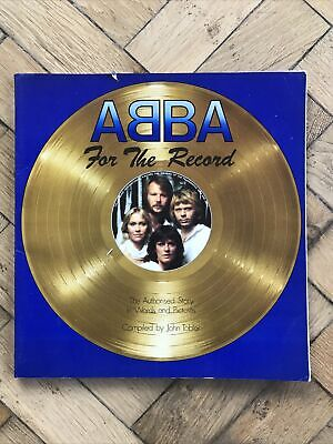 ABBA For The Record Book  • 3£