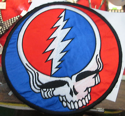 Grateful Dead Collectible Rare Patch Embroided Garcia Super Large • 16.44£