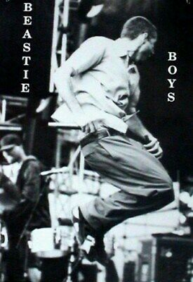 BEASTIE BOYS POSTER Live On Stage RARE NEW HOT • 4.25£