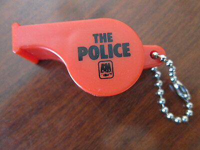 POLICE Promo Only Whistle 1979 • 19.53£